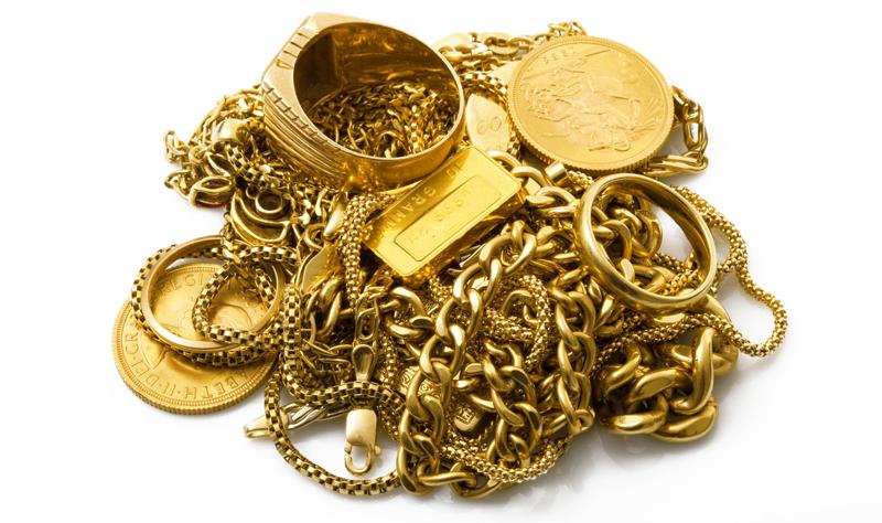Quanto è Valutato l'Oro Usato Oggi?